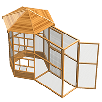 Build An Aviary In A Weekend
