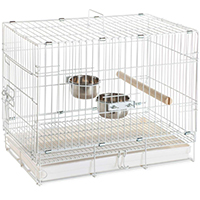 Parakeet Travel Cage