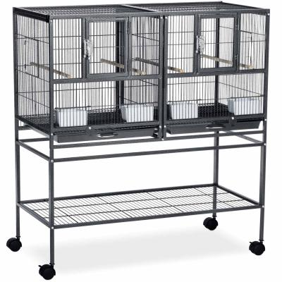 Parakeet Cage for Two