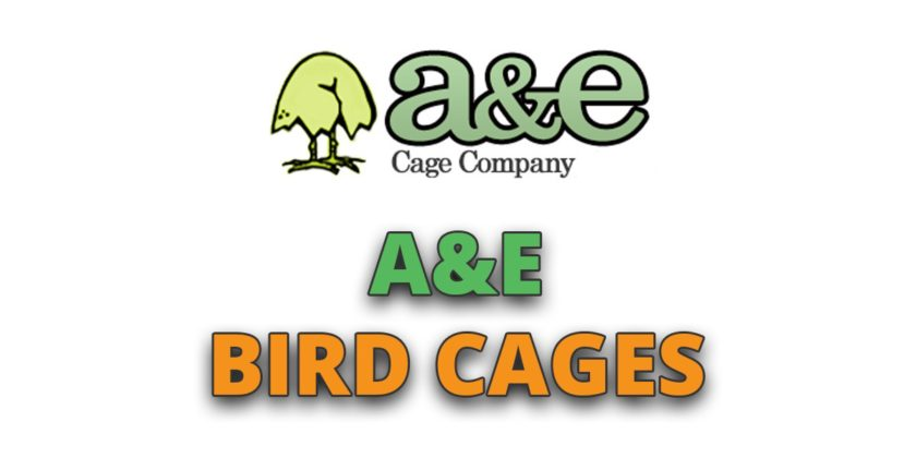 a and e bird cages