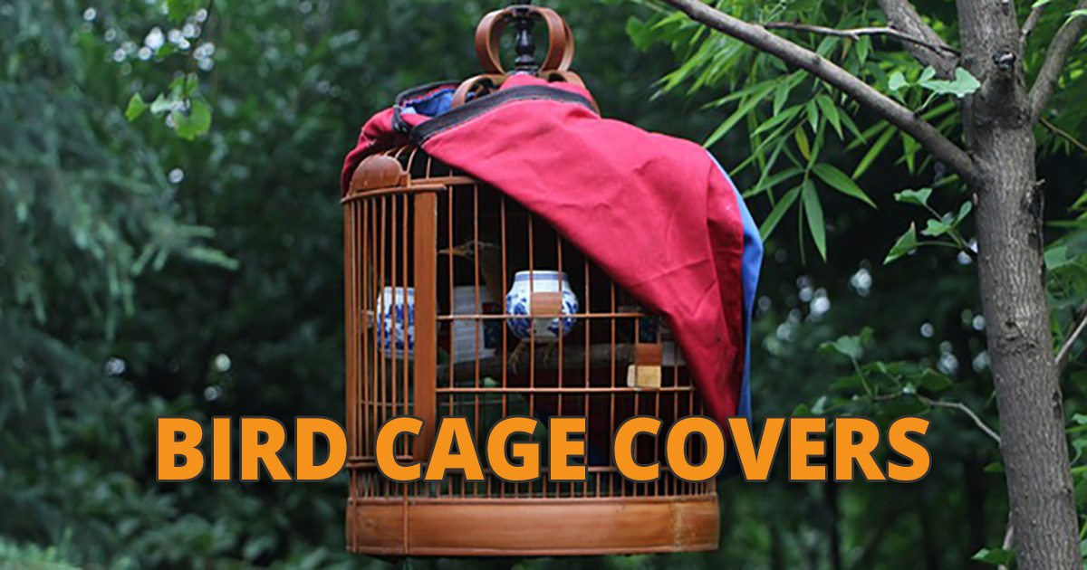 EXTRA LARGE Bird Cage Cover