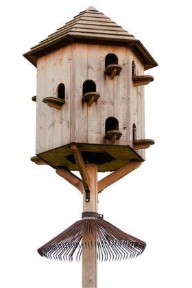 dovecote birdhouse 1