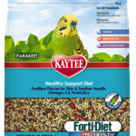 Parakeet Food