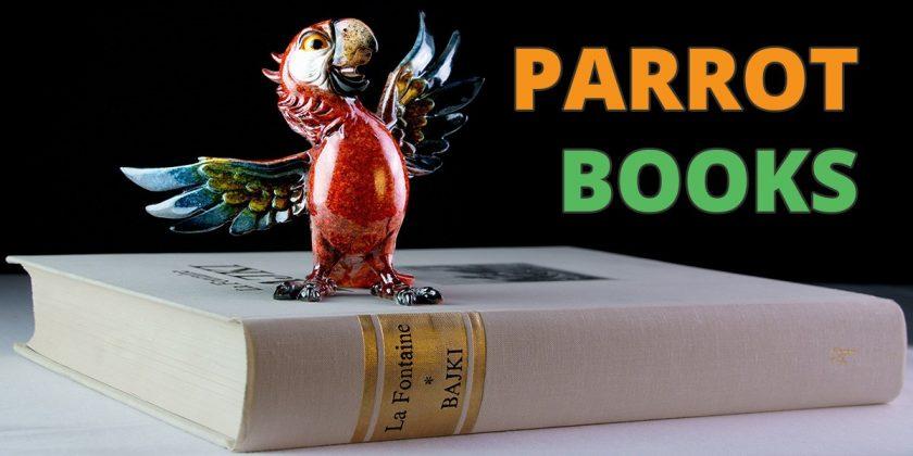 parrot books