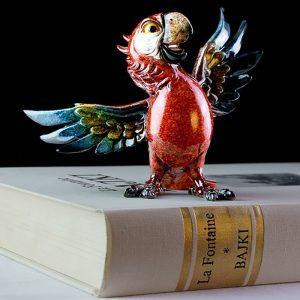 parrot-books