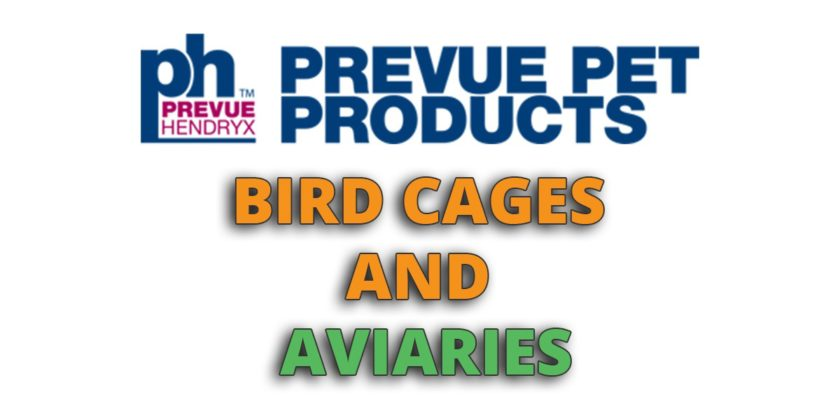 prevue bird cages