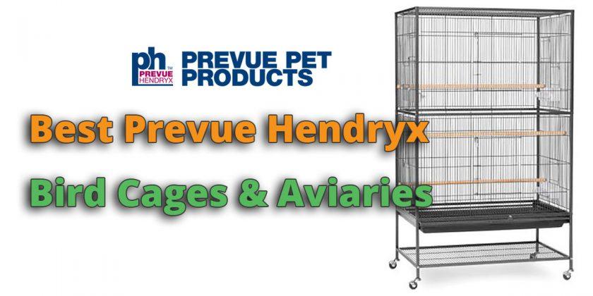 Prevue Bird Cages